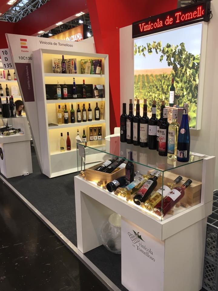 STAND PROWEIN 2017