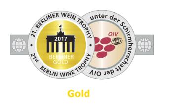 medalla oro berliner 2017